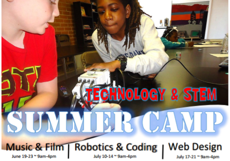Technology and STEM Summer Camp